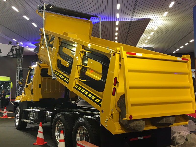Shur Co 174 Offers The Toughest Dump Body Covering Systems