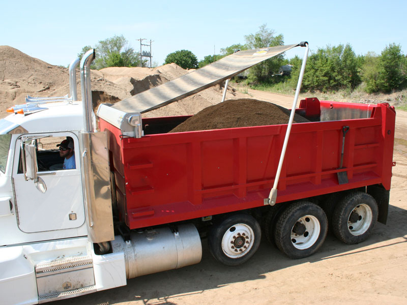 Whether you are hauling gravel, coal, scrap metal or rock, you need a tarp system that is as dependable as the rest of your equipment.