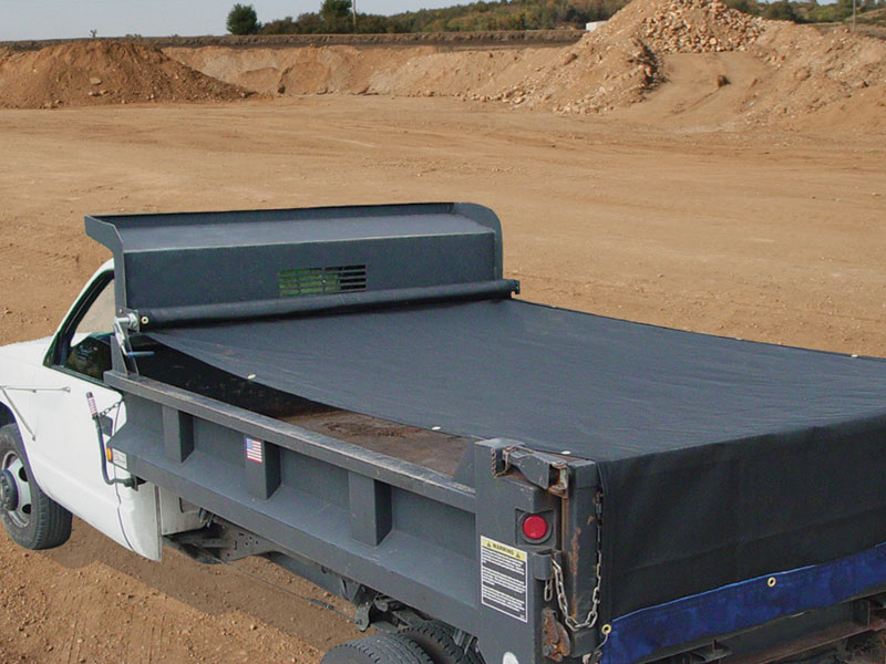 TurboTarp™ 2 expands from 60 to 104 inches to fit any body length and can be bolted or welded on.