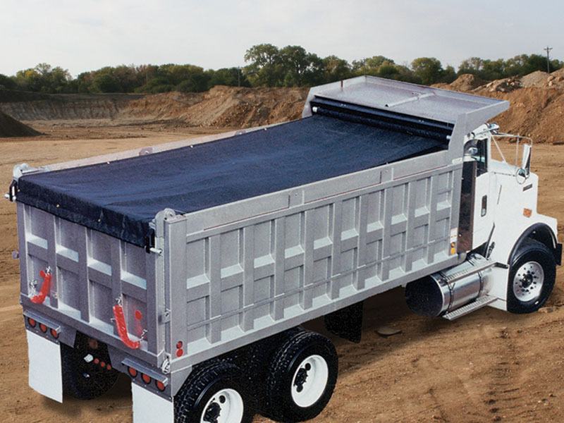 The ideal choice for dump trucks and trailers, roll-offs and other open-topped containers
