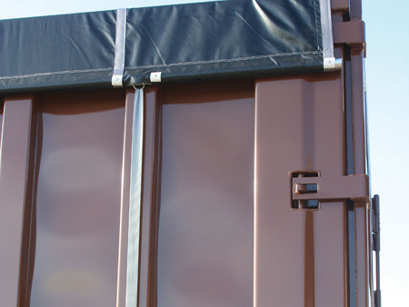 If you're in the business of transporting light yet bulky materials like wood chips and trash, you'll find a Premium Belt 'n Ratchet the perfect tarping system.