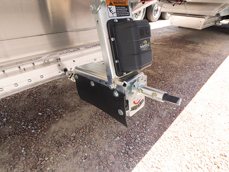Truck Trailer Tarp System Motor Gearbox 3 or 4 Bolt HD NEW