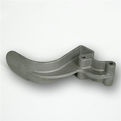 """Easy-Off Aluminum (Cast) 6"""" Offset Stop Upright"""