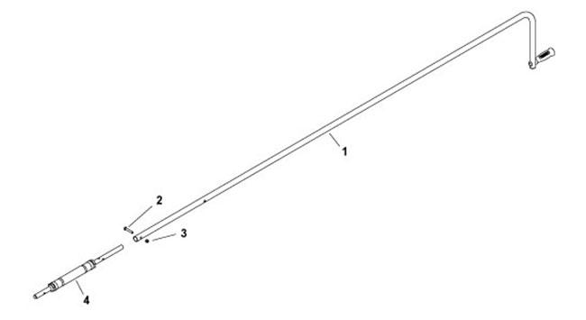 Galvanized Steel Standard Crank Arms