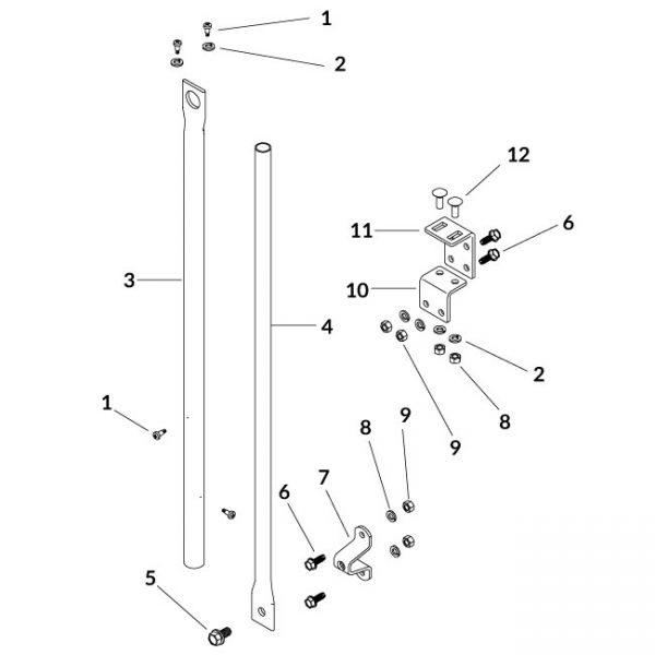 Sabilizer Arm Kit-0