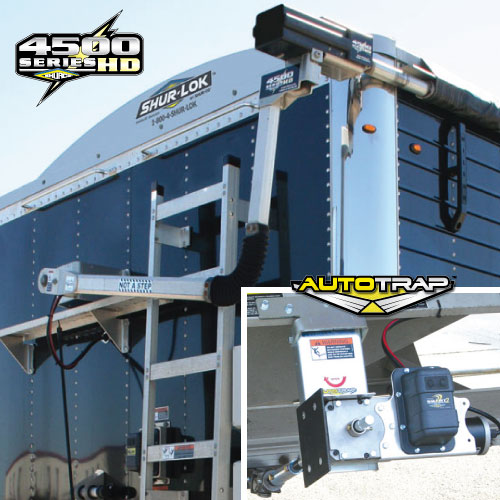 4500 Series HD and AutoTrap™ Combo