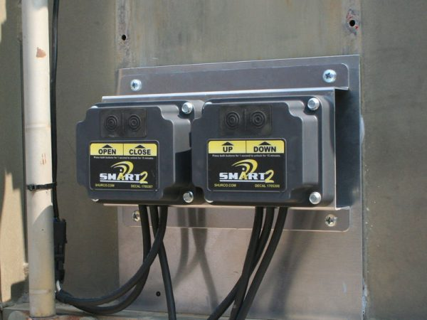 Electric Gate and Hoist